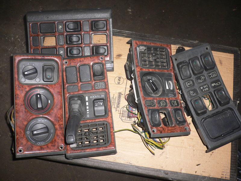 instrument tabla za kamiona SCANIA 124