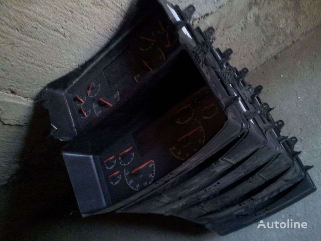 instrument tabla VOLVO FH12, , combination kit 21842984 cluster, instrument cluster za tegljača VOLVO FH13