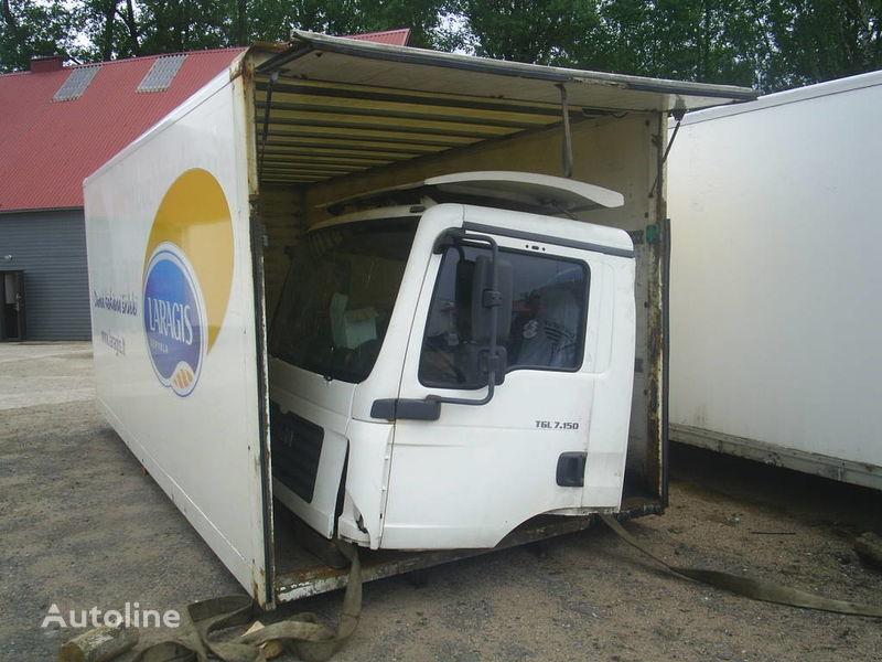 kabina MAN za kamiona MAN TGL 7.150