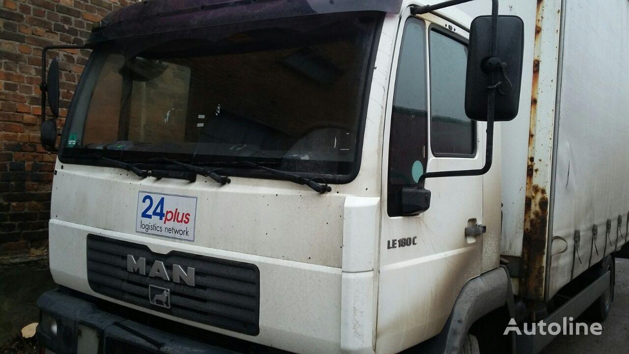 kabina MAN Le8.180 Le 8.150 Le145 za kamiona MAN Kabiny MAN