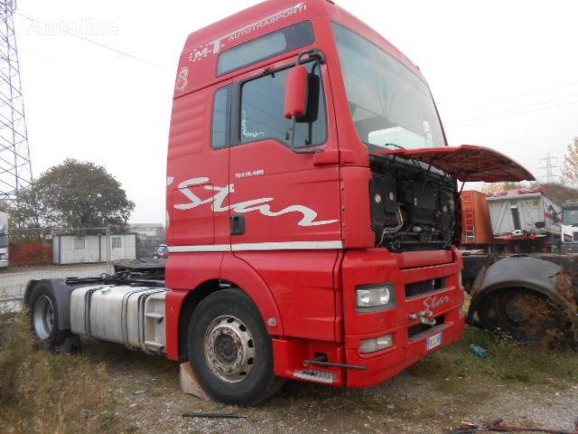 kabina MAN Sonder Modell STAR za kamiona MAN TGA XXL 480 E3