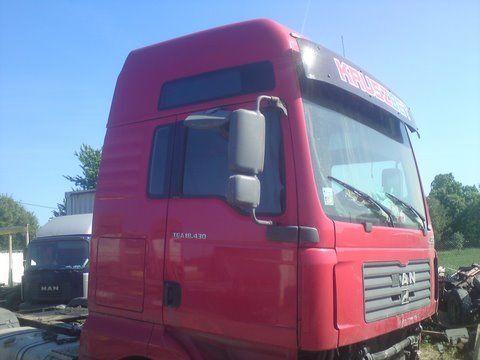 kabina za kamiona MAN TGA XXL szeroka 5500 zl. netto