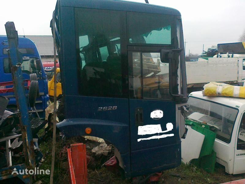 kabina za kamiona MERCEDES-BENZ ECONIC drzwi konsola netto 1000 zl