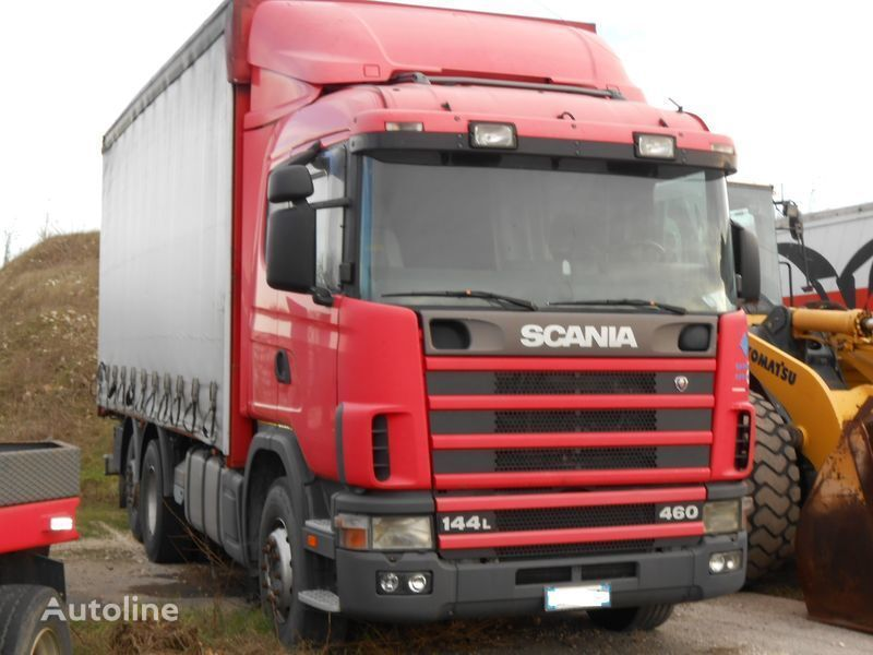 kabina  CR 19 za kamiona SCANIA 144L 460/530 PS