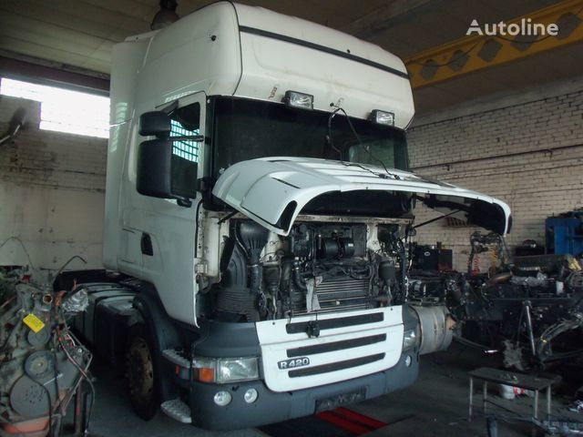 kabina SCANIA Cabs for sale, Highline, Topline few units, different colors,