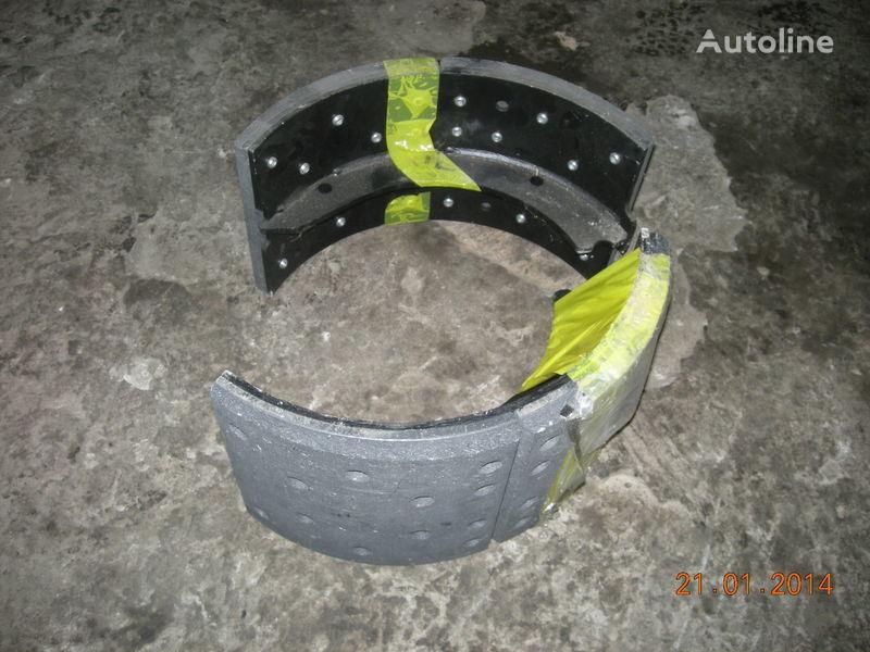 nova kočione pločice  IVECO BARABANNYE 2991759 19091 1906410 za tegljača IVECO