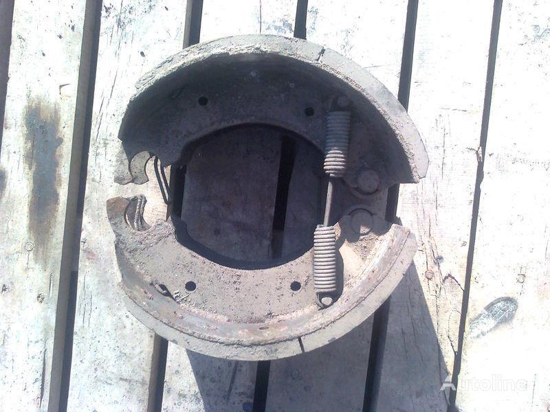 kočione pločice Tormoznye kolodki na polupricep,Cherkassy za poluprikolica