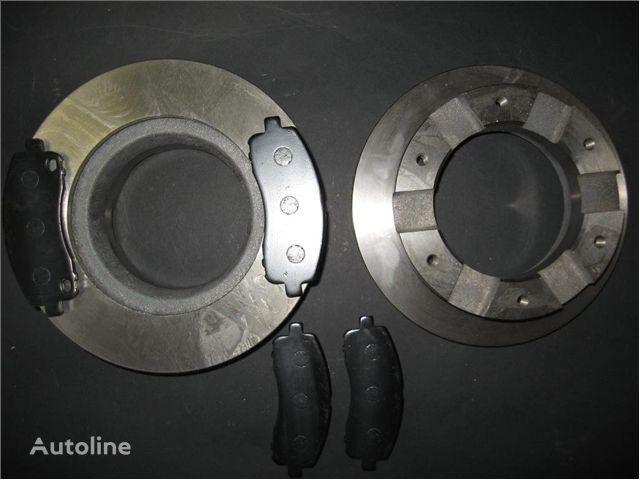 novi kočioni disk MITSUBISHI - BRAKE KIT (RR): BRAKE DISCS + PADS - za kamiona MITSUBISHI TARCZE HAMULCOWE + KLOCKI TYŁ MITSUBISHI FUSO 35 TARCZE