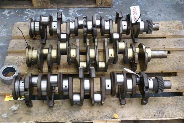 kolenasto vratilo MERCEDES-BENZ OM366CRANKSHAFT za druge građevinske opreme MERCEDES-BENZ OM366CRANKSHAFT