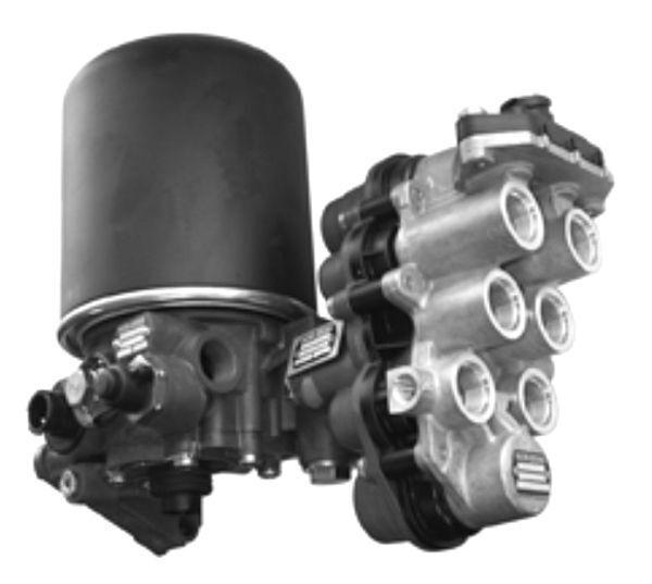 novi kran IVECO 41033006 41211262 41211392 41285081 5801414923 KNORR za kamiona IVECO STRALIS