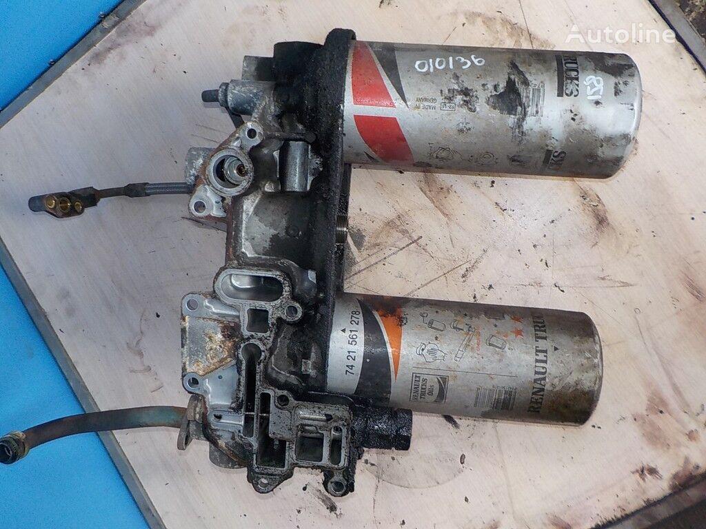 kućište filtera za ulje  Renault za kamiona