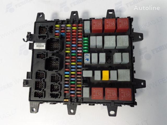 kutija s osiguračima  Fuse protection box 7421169993, 5010590677, 7421079590, 5010428876, 5010231782 , 5010561943