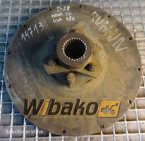 kvačilo UTB Coupling 28/60/450 za druge građevinske opreme UTB 28/60/450
