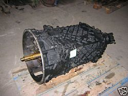 menjač  ZF 16 S 151 für MAN, DAF, Iveco, Renault