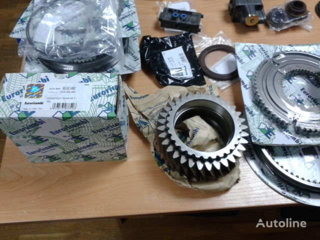 novi menjač  ZF 16S181 16S221 Shesternya KPP 1316303005 za tegljača