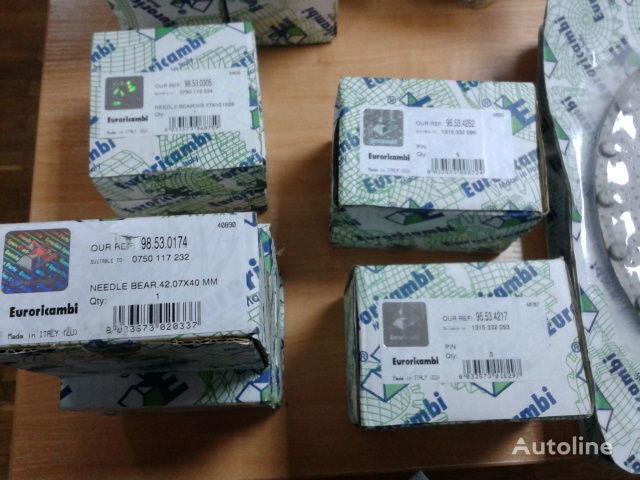 novi menjač  ZF 16S181,16 S221 Podshipniki KPP 0750117232  0750117678  0750117232 za tegljača