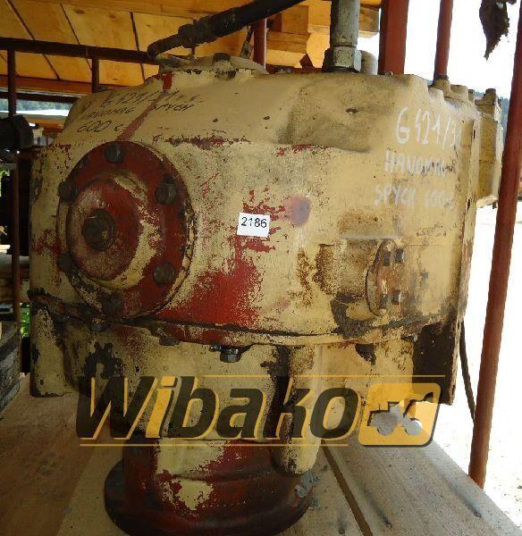 menjač Gearbox/Transmission Hanomag G421/31 za utovarivača točkaša G421/31