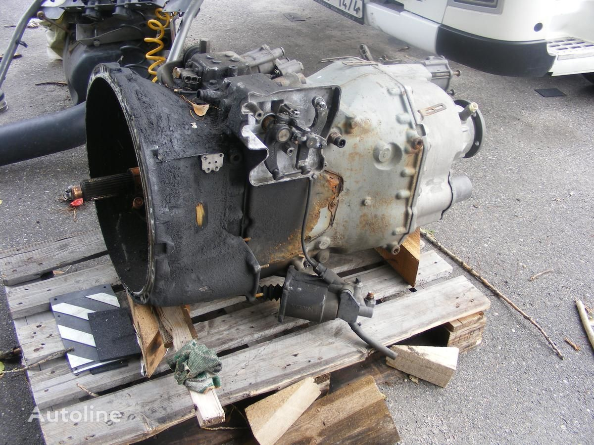 menjač za kamiona VOLVO převodovka VT 2514B