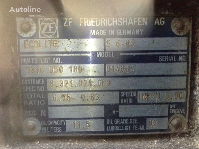 menjač ZF S6-85 za autobusa MERCEDES-BENZ