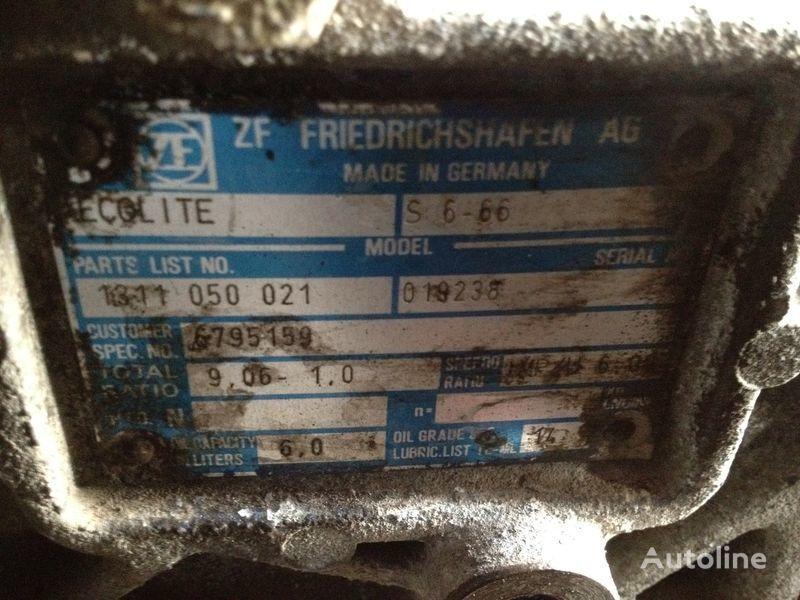 menjač ZF ecolite s6-66 za kamiona VOLVO fl6