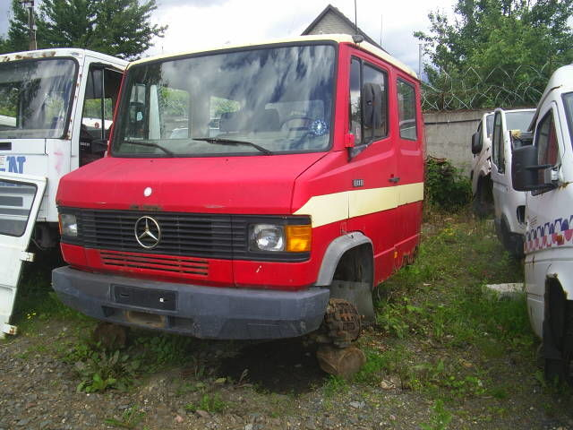 most za kamiona MERCEDES-BENZ 814REX