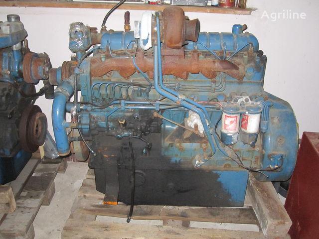 motor  Valmet 612 DS za kombajna