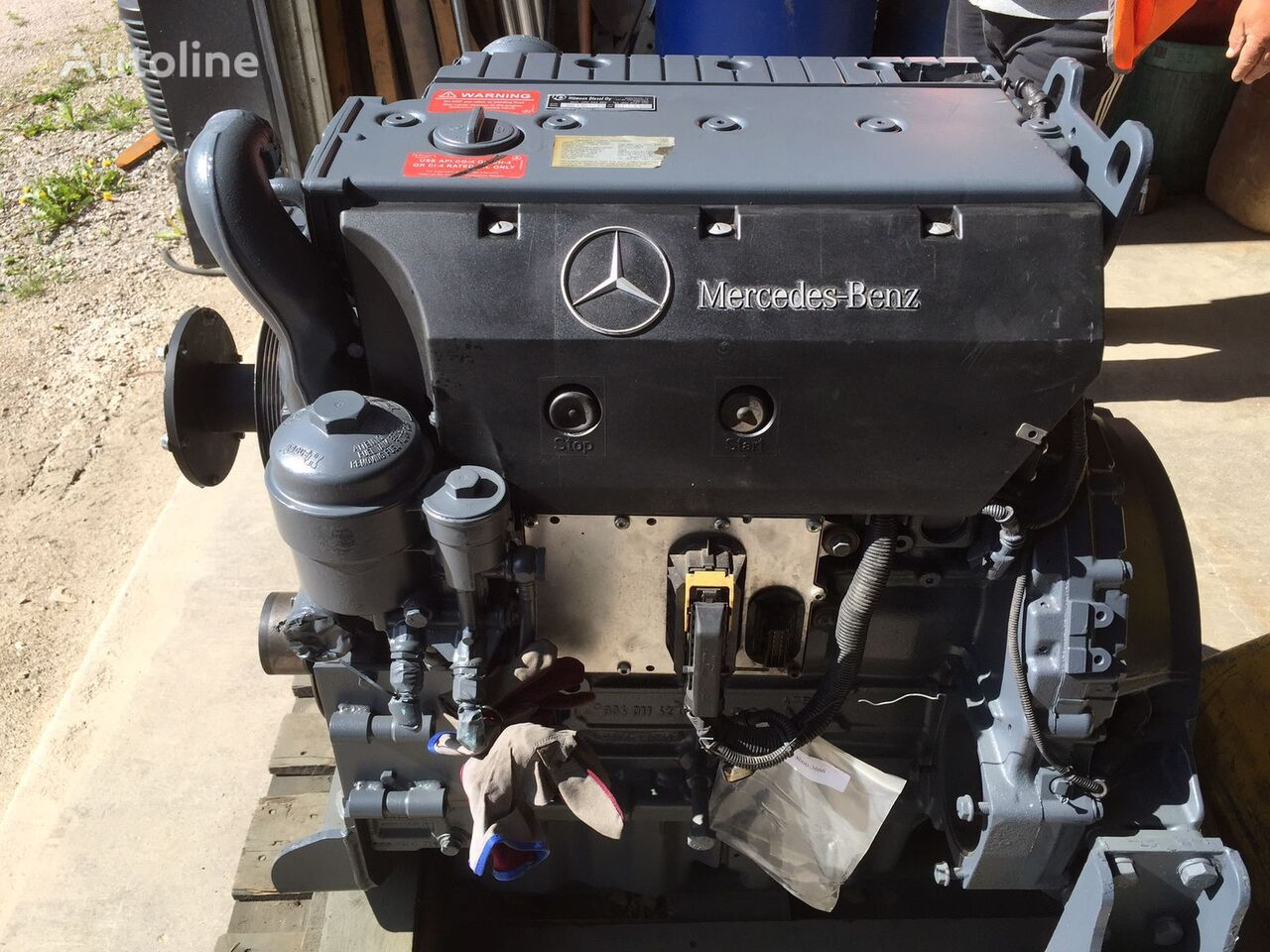 motor  Mercedes Benz OM904 LA refurbished za kamiona