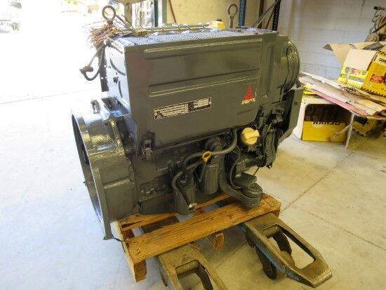 motor  Deutz BF4L1011 za druge građevinske opreme