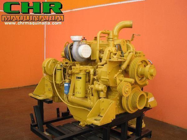 motor CATERPILLAR za bagera