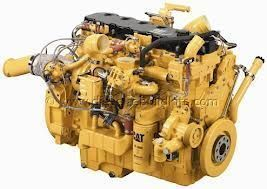novi motor za buldožera CATERPILLAR