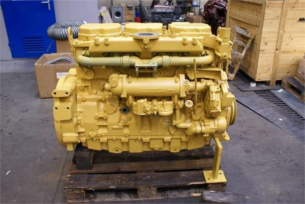 motor CATERPILLAR 3126 za druge građevinske opreme