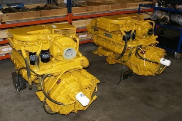 motor za druge građevinske opreme CATERPILLAR 3208T MARINE
