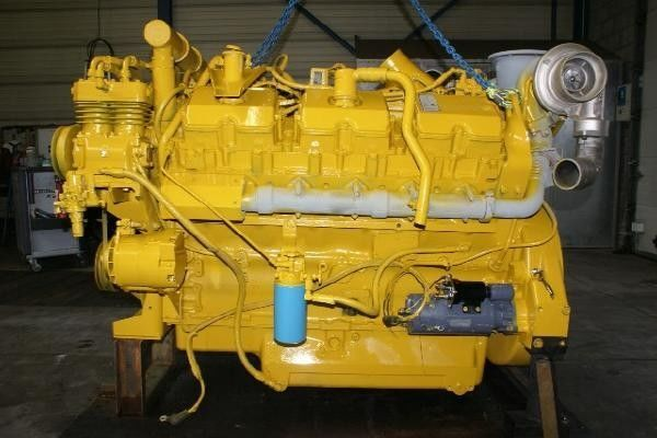 motor za druge građevinske opreme CATERPILLAR 3412 E