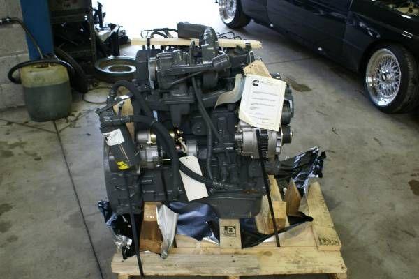 motor za druge građevinske opreme CUMMINS 4BT