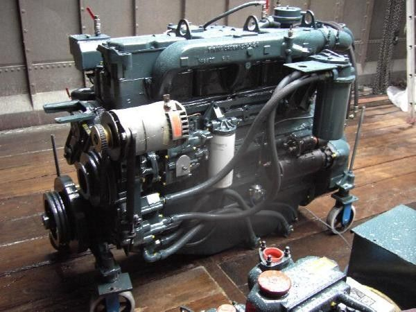 motor za druge građevinske opreme CUMMINS NT 855
