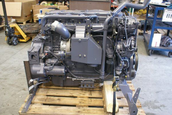 motor za druge građevinske opreme CUMMINS QSB6.7