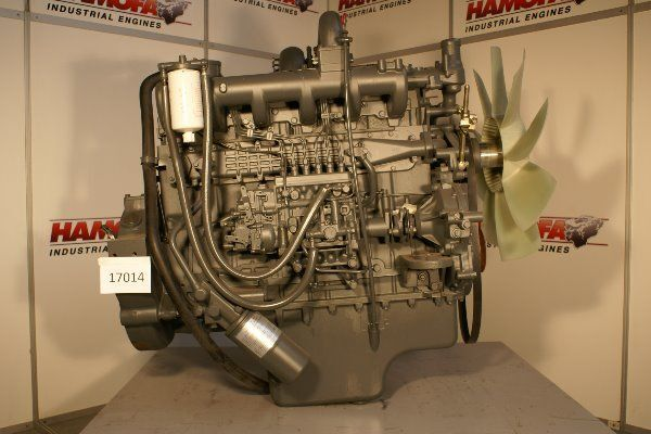 novi motor za autobusa DAEWOO DE12T