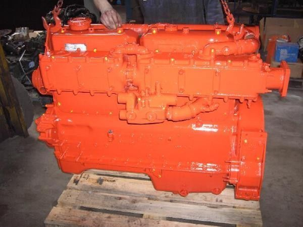 motor za druge građevinske opreme DAF 825 MARINE