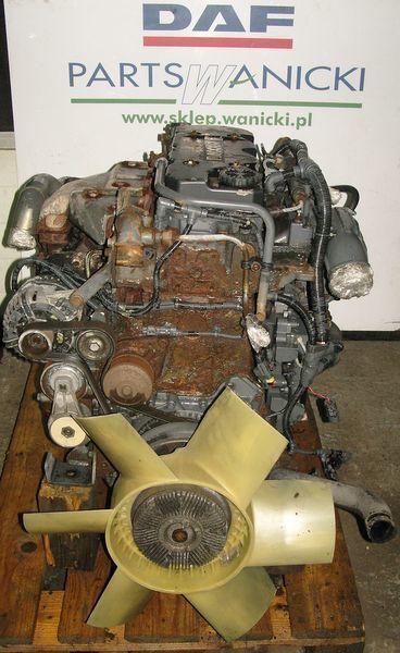 motor  DAF KOMPLETNY EURO 3 za tegljača DAF LF 45