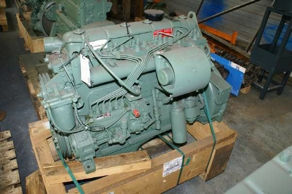 motor za druge građevinske opreme DAF RECONDITIONED ENGINES