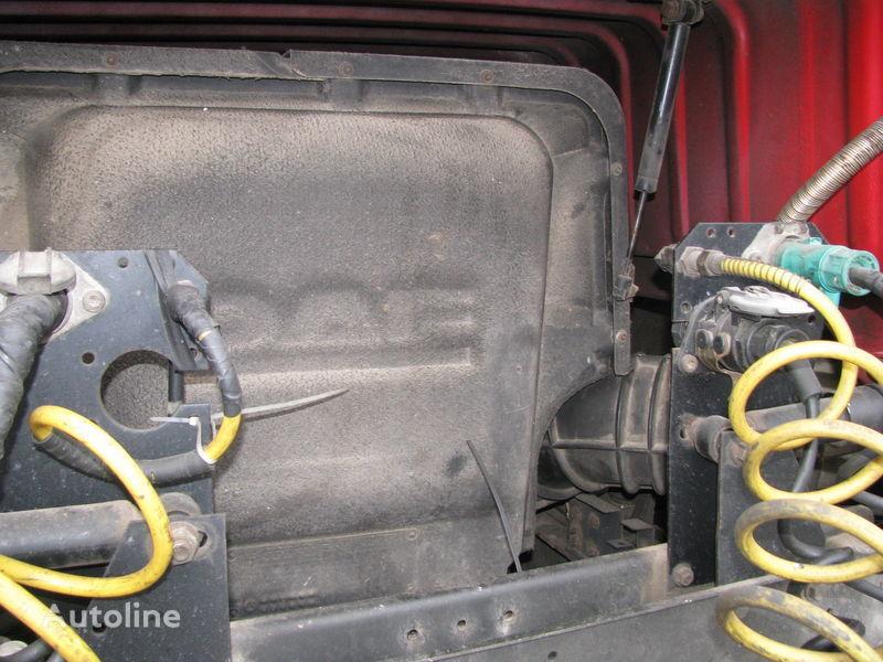 motor DAF Zashchita dvigatelya za tegljača DAF XF,CF