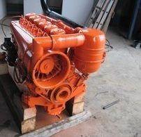 motor DEUTZ BF6L912 za bagera