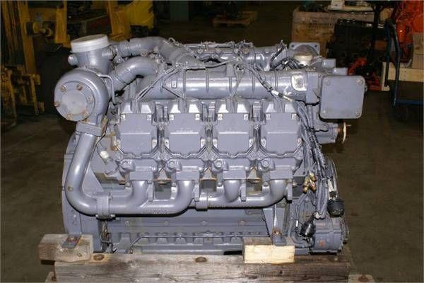 motor za druge građevinske opreme DEUTZ BF8M1015 C