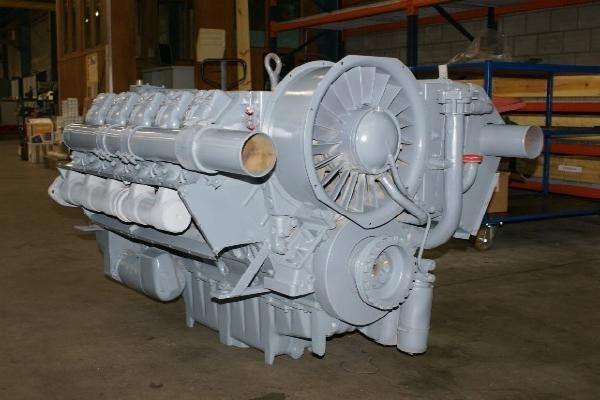 motor DEUTZ F10L513 za traktora DEUTZ