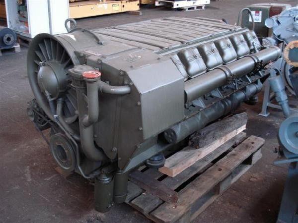 motor za druge građevinske opreme DEUTZ F12L413