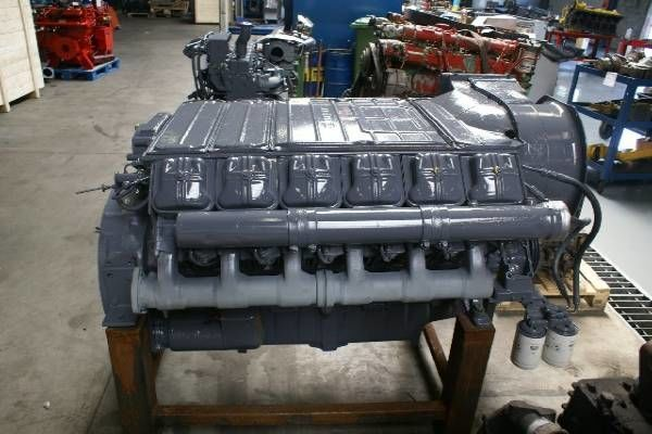motor DEUTZ F12L413F za kombajna DEUTZ F12L413F