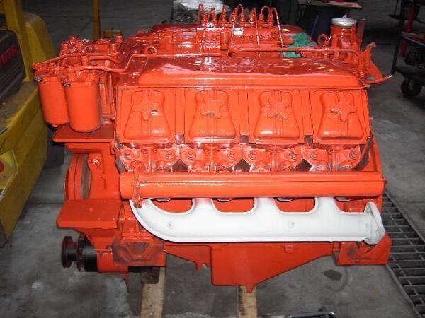 motor za druge građevinske opreme DEUTZ F8L714