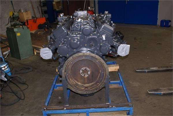 motor za druge građevinske opreme Detroit 12V71 N