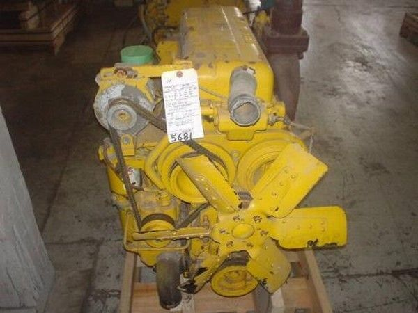 motor za druge građevinske opreme Detroit 4-53 N