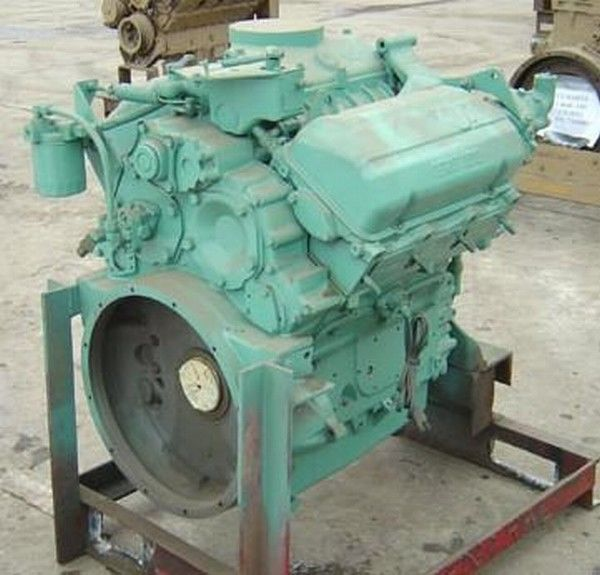 motor Detroit 6V53 za druge građevinske opreme Detroit 6V53